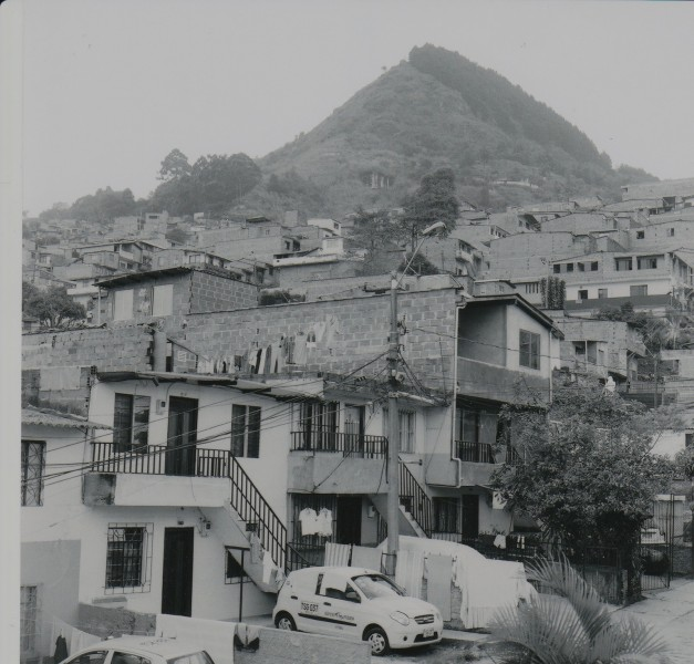Medellin, ciudad, barrios, comunas
